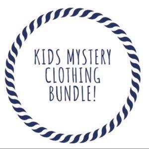 Boys Mystery Clothing Bundle LOT HUGE 3T 4T 5T 6T